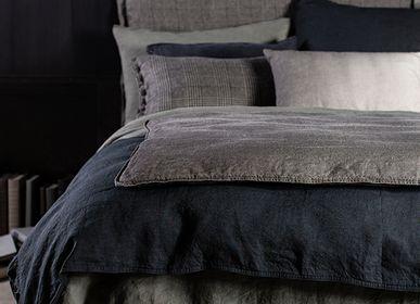Bed linens - Linen Canvas H..de Duvet - LISSOY