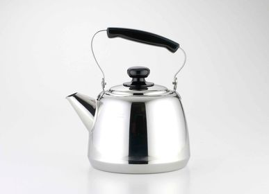 Tea and coffee accessories - YOSHIKAWA  Stainless steel Kettle - ABINGPLUS