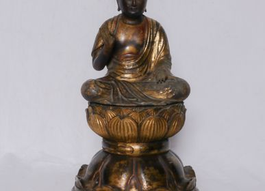 Decorative objects - BUDDHA - THIERRY GERBER