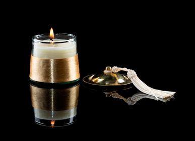 Candles - VERRE SABRA - SOCIÉTÉ NOUR BOUGIE