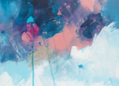 Paintings - PARADIS - CM COLLECTION BY CM CREATION