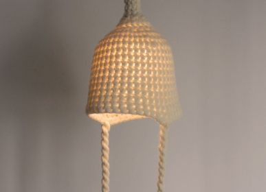Design objects - Chullo lampshade,  Nona lampshade, Nonino lampshade. Designed and Handmade in France. - ATELIER SOL DE MAYO . MONA PIGLIACAMPO