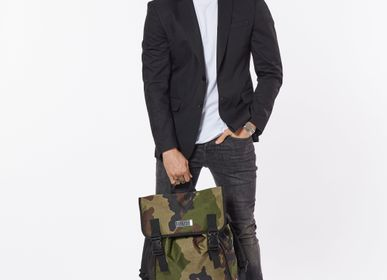 Bags / totes - Camouflage Backpack - DALZOTTO