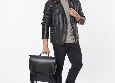 Bags / totes - Black Antartica Backpack - DALZOTTO