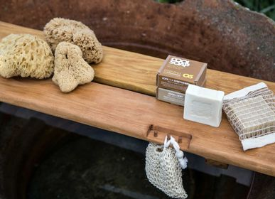Soap dishes - OAK BATH TRAY - COOL COLLECTION