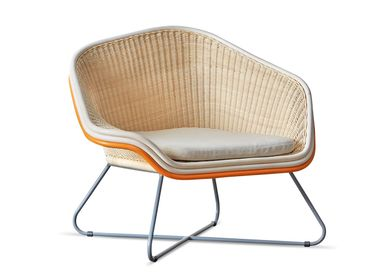 Lounge chairs - Leyye Lounge Chair - VIVERE COLLECTION