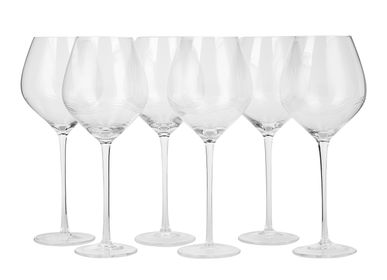 Verres à pied - Stemware Lead free Crystal - Wine Glass  - SHAZE LUXURY RETAIL PVT LTD
