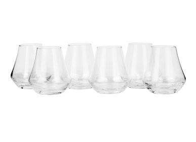 Verre à boire en cristal sans plomb - SHAZE LUXURY RETAIL PVT LTD