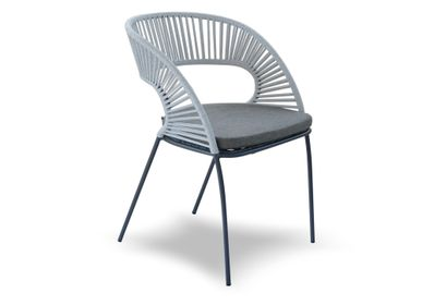 Fauteuils - Corda Arm Chair - VIVERE COLLECTION