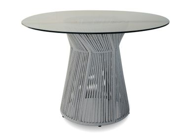 Dining Tables - Corda Dining Table 4S - VIVERE COLLECTION