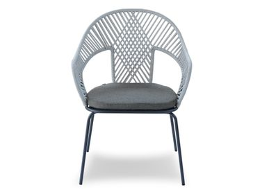 Armchairs - Kalani Arm Chair - VIVERE COLLECTION