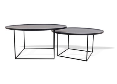 Coffee tables - Helena Nested Coffee Table - VIVERE COLLECTION
