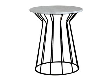 Dining Tables - Luna Side Table - VIVERE COLLECTION
