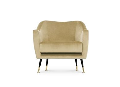Lounge chairs for hospitalities & contracts - Charlotte | Armchair - ESSENTIAL HOME