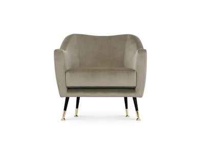 Loungechairs for hospitalities & contracts - Charlotte | Armchair - ESSENTIAL HOME