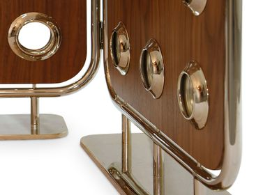 Decorative objects - Monocles | Room Divider - ESSENTIAL HOME