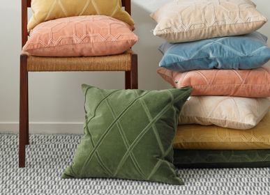 Fabric cushions - Velvet Cushions - Orissa - CHHATWAL & JONSSON