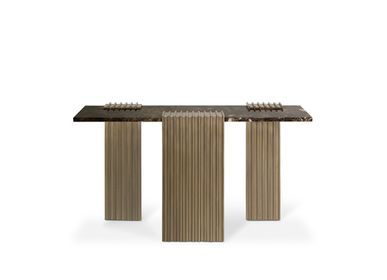 Console tables - Vertigo Console Table  - COVET HOUSE