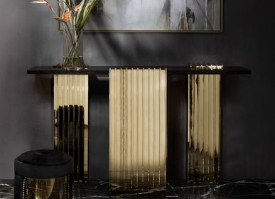 Consoles - Vertigo Console Table  - COVET HOUSE