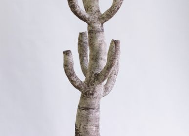 Sculpture - Large Cactus Patterns Sculpture - ATELIERNOVO