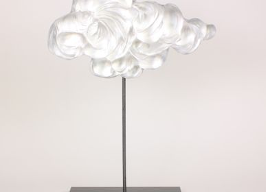 Decorative objects - Cloud Light I Sculpture - ATELIERNOVO