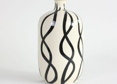 Decorative objects - Round Bottle 27 - ATELIERNOVO