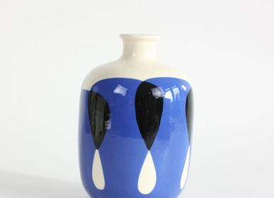 Decorative objects - Round Bottle 21 - ATELIERNOVO