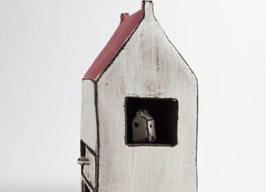 Céramique - Maison sur pieds - BÉRANGÈRE CÉRAMIQUES