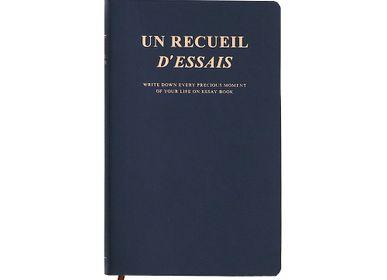 Papeterie / carterie / écriture - ICONIC - Cahier d'essais - MUY