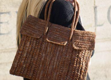 Bags / totes - SAC DAHLIA GRAND - MAISON N.H PARIS