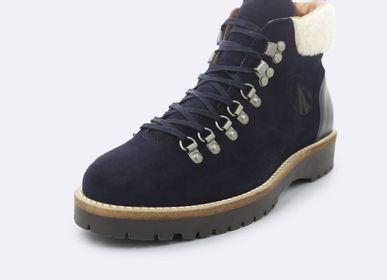 Shoes - BACKPACK navy/prussian blue - FAGUO