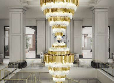Mobilier et rangements - Empire XL Chandelier  - COVET HOUSE