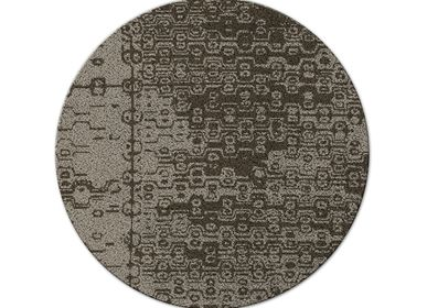 Contemporain - Igbo Round Rug  - COVET HOUSE