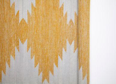 Autres tapis - TAPIS en laine OAXACA, Ocre - COUTUME