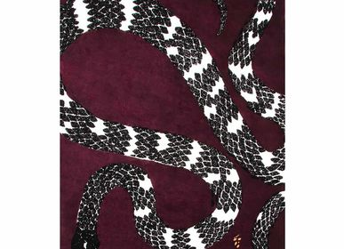Sur mesure - TAPIS SERPENT - RUG'SOCIETY