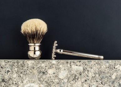Spa and wellness - Shaving brush - Boule - PLISSON