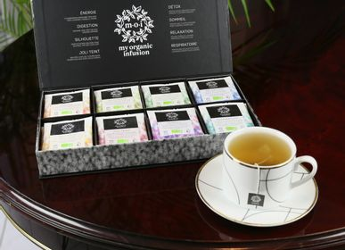 Coffee / tea - Tasting Box - MY ORGANIC INFUSION