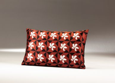 Fabric cushions - MILLY silk cushion - MY FRIEND PACO