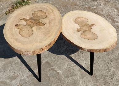 Tables de jardin - table basse - WILD-HERITAGE.COM