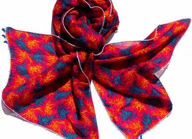 Foulards / écharpes - foulards été 20 - LEO ATLANTE