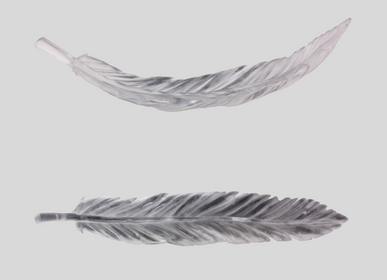 Decorative objects - Feather - ATELIERNOVO