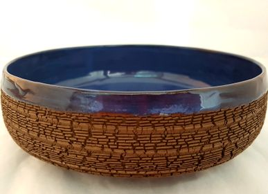 Platter and bowls - Dish from the Ecorce-CEAP collection - MARION RICHAUME