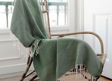 Homewear - Plaid Oslo Jacquard  - FEBRONIE