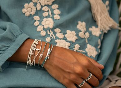 Jewelry - GRIGRI ZANZIBAR FISH SOLID SILVER - FILAO BIJOUX