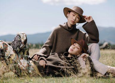Prêt à porter - Pull, cardigan et pull en yak 100% naturel pour hommes et femmes - ERDENET CASHMERE