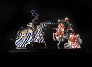 Sculptures, statuettes and miniatures - Medieval Tournament - LLADRÓ