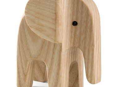 Gift - Elephant, natural ash - NOVOFORM