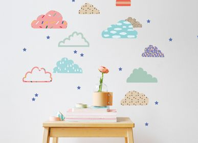 Chambres d'enfants - JUST A TOUCH - CLOUDY - MIMI'LOU