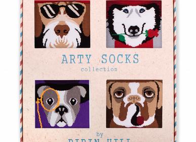 Socks - Arty Dog Socks - PIRIN HILL