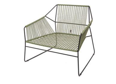 Lawn armchairs - Sandur club armchair - OASIQ